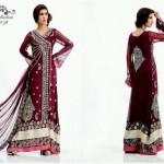 Maryam Stylish Wedding Dress Collection 2013-14 for Women (5)