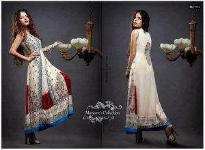 Maryam Stylish Wedding Dress Collection 2013-14 for Women (1)