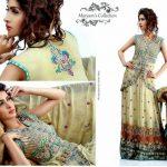 Maryam Stylish Wedding Dress Collection 2013-14 for Women