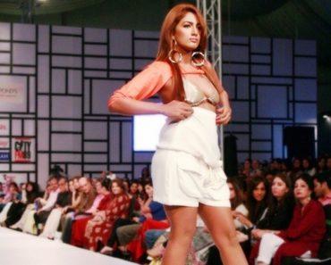 Mathira's Another Scandal Video at Fashion Pakistan Week