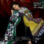 Misha Winter Khaddar Collection 2013-14 By Zubaida Textile Mills