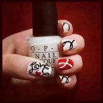 Nail Art Designs Latest Photos 2013 For UK Girls (3)