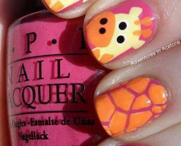 Nail Art Designs Latest Photos 2013 For UK Girls (5)