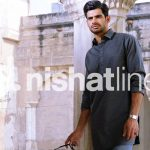 Naqsh By Nishat Linen Winter Stylish Kurta Collection 2013-14 (3)