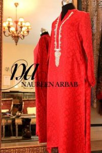 Naureen Arbab Latest Formal Dresses Collection 2013-14 For Women - (3)