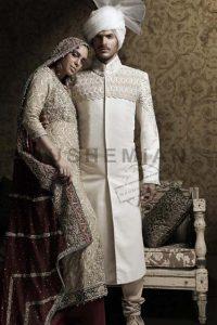 Naushemian Wedding Dresses 2013 for Groom & Brides by Nauman Arfeen (9)