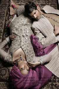 Naushemian Wedding Dresses 2013 for Groom & Brides by Nauman Arfeen (1)