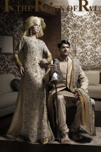 Naushemian Wedding Dresses 2013 for Groom & Brides by Nauman Arfeen (5)