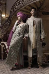 Naushemian Wedding Dresses 2013 for Groom & Brides by Nauman Arfeen (7)