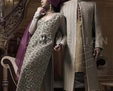 Naushemian Wedding Dresses 2013 for Groom & Brides by Nauman Arfeen (7)