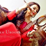 Naveen Uroosa Nice Party Wear Dresses Collection 2013-14 For Women (2)