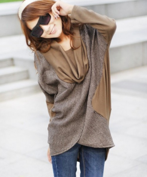 New And Stylish Winter Fall Sweater Collection 2013-14 For Ladies (1)