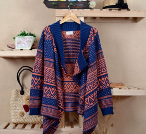 New And Stylish Winter Fall Sweater Collection 2013-14 For Ladies (2)