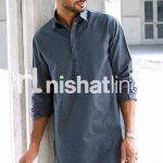 Naqsh By Nishat Linen Winter Stylish Kurta Collection 2013-14