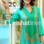 Nishat Linen Women Party Wear 2013 by Nisha Fabric