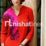 Nishat Linen Women Party Wear 2013 by Nisha Fabric (3)