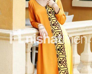 Nishat Linen Women Party Wear 2013 by Nisha Fabric (5)