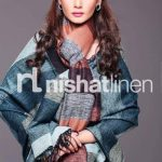 Nishat Textile Latest Shawls Collection 2013-14 For Winter Season