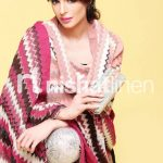 Nishat Textile Latest Shawls Collection 2013-14 For Winter Season (9)