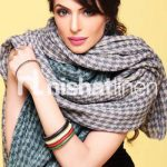 Nishat Textile Latest Shawls Collection 2013-14 For Winter Season (2)