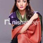 Nishat Textile Latest Shawls Collection 2013-14 For Winter Season (5)
