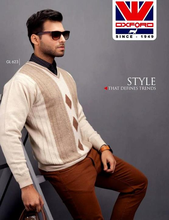 Oxford Winter Wear Collection 2013-14 for Men and Women (4)