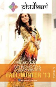 Phulkari By Taana Baana Stylish Winter Collection 2013-2014 For Ladies (11)