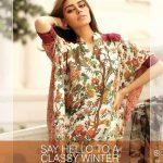 Phulkari By Taana Baana Stylish Winter Collection 2013-2014 For Ladies (2)