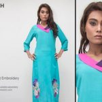 Pinkstich Pakistani Casual Wear Winter Fall Dresses 2013-14 For Women