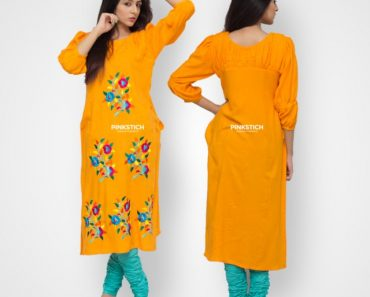 Pinkstich Winter Party Dresses Collection 2013-2014 For Women (6)