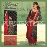 Puri Textiles Anmol Winter Collection 2013-14 For girls & Women (1)