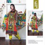 Puri Textiles Vescose Linen Winter Dress 2013-14 for Ladies (2)