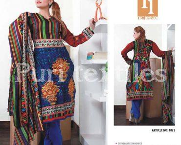 Puri Textiles Vescose Linen Winter Dress 2013-14 for Ladies (6)