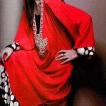 Resham Bazaar Fancy Winter Silk Suits Collection 2013-14 (1)