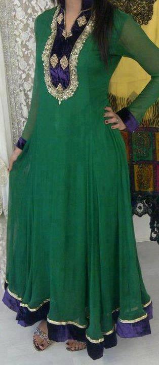 Resham Bazaar Fancy Winter Silk Suits Collection 2013-14 (3)