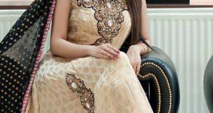 Saadia Asad Winter Party Wear Dresses 2013-14 For Women (8)
