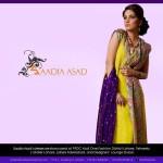 Saadia Asad Winter Party Wear Dresses 2013-14 For Women (6)