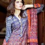 Sana Salman New Winter Collection 2013-2014 For Part Wear (1)