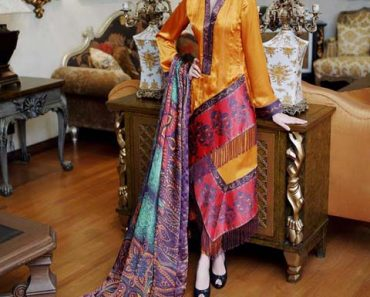 Sana Salman Winter Collection 2013-2014 For Part Wear (6)