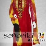 Senorita Fashion Latest Winter Dresses Collection 2013-14 For Ladies