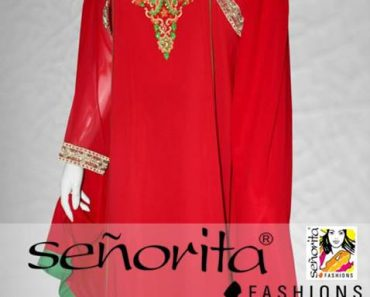 Senorita Fashion Wedding Dresses 2013-14 For Women (4)