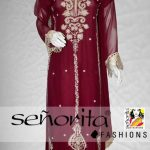 Senorita Fashion Wedding Dresses 2013-14 For Women (6)