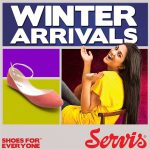 Servis New Winter Arrivals Shoes Collection 2013-2014