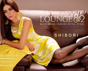 Shibori Western Wear Dresses Collection 2013 For Women