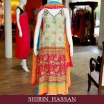 Shirin Hassan Ethereal Winter Dresses Collection 2013-14 For Women