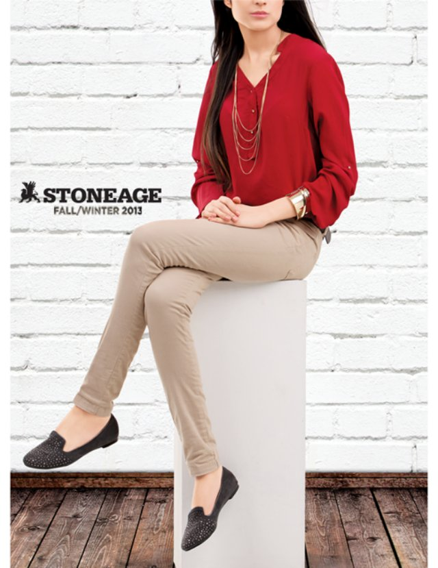 Stoneage Modern Outfits Styles 2013-2014 For Men & Women (3)