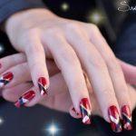 Stylish & Easy Nail Art Designs 2013-2014 for Girls (2)