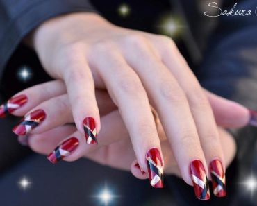 Stylish & Easy Nail Art Designs 2013-2014 for Girls (2)