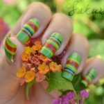 Stylish & Easy Nail Art Designs 2013-2014 for Girls (4)