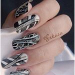 Stylish & Easy Nail Art Designs 2013-2014 for Girls (5)
